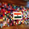 Indian Ladies in UK (ILU) plan for a 'warm' welcome for PM Modi by creating a crocheted blanket