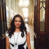 British South Indian Psychiatrist, Musician and Artist Dr Ramya Mohan, at the House of Lords