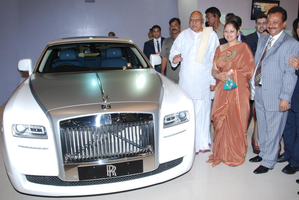 Rolls-Royce now in South India |