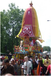 ISKCON - London Ratha Yatra - Sunday 9th June 2013