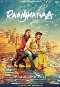 Raanjhanaa Hindi Film, Dhanush & Sonam Kapoor played the lead role.