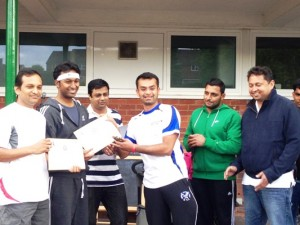 trophy Kannadigaru UK at Kreeda Mela 2013