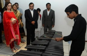 A.R.Rahman's music college inaugurated in South India by Mukesh Ambani!
