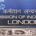 The Indian High Commission in London