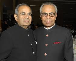 Hinduja brothers win lifetime achievement award in Britain