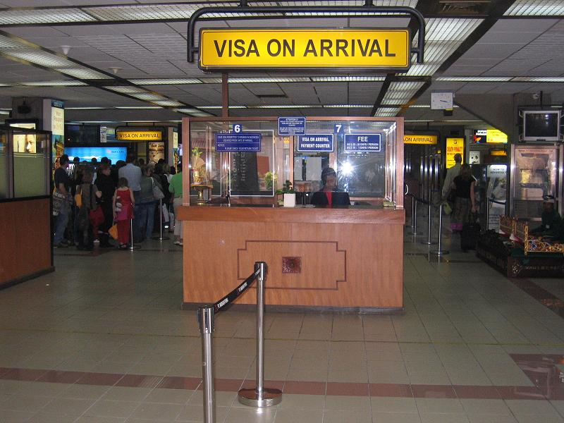 British Passport Holders Will Be Able To Obtain Visa On