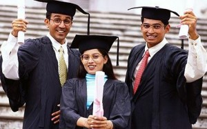 Scholarships for Indian students Image courtesy: Telegraph.co.uk