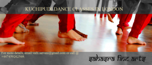 Kuchipudi dance classes are available in UK