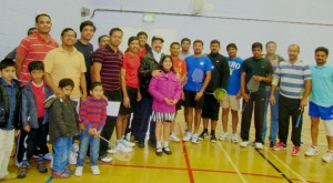 KABS Badminton Teams UK - 2013