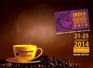 International Coffee Festival in South India