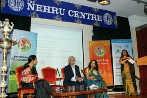 UK Telugu Associations's 4th International Women's Event Distinguished Guests- London