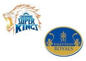 Chennai Super Kings & Rajasthan Royals