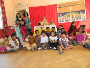 Birmingham Hindu Malayalees's Vishu 2014, UK