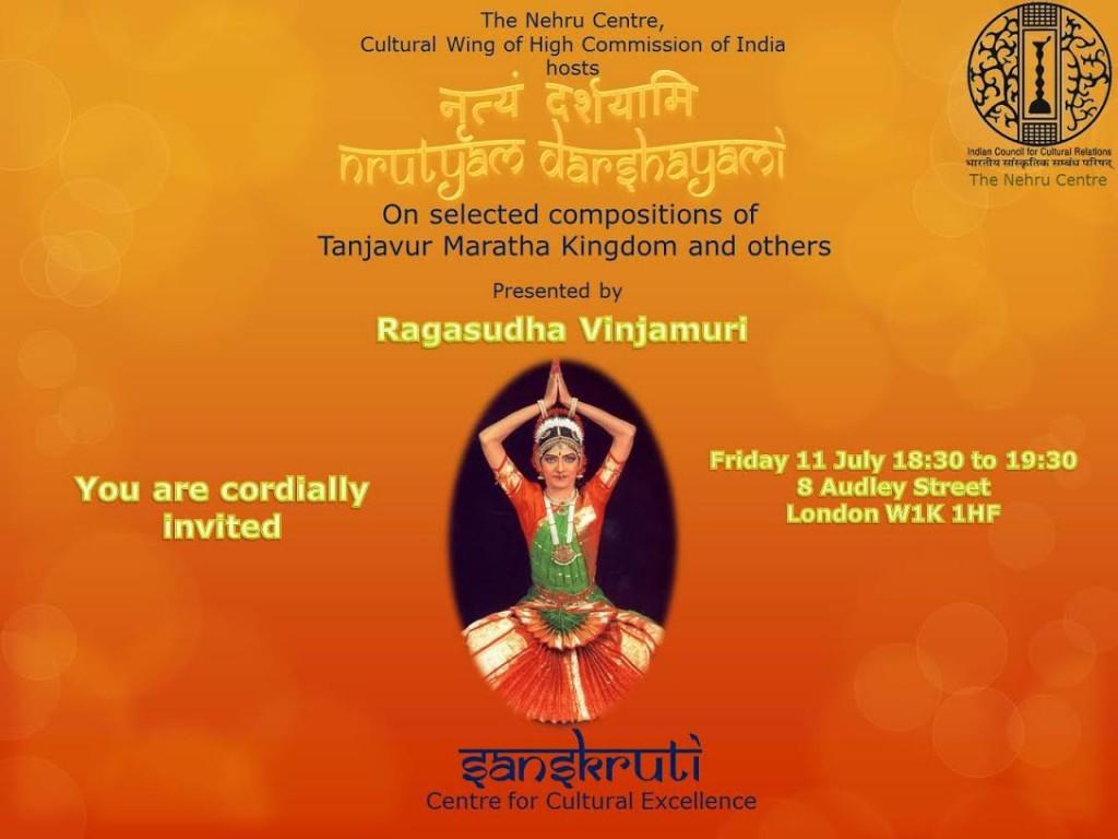 Ragasudha Vinjamuri- Dance