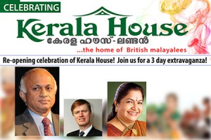 Re-opening of Kerala House UK