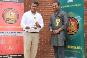 Mr.Alok Sharma MP at TARA's Summer Festival 2014