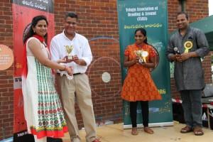 Telugu Reading - Summer Festival - 2014