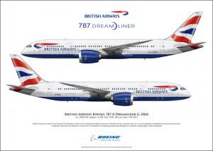 BA -Dreamliner