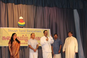 Slough Tamil Sangamam London - Core Team