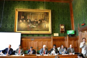 British South India Council of Commerce Business Meeting London