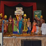 Children - Telugu Association of Reading and Around 2015 Ugadi UK