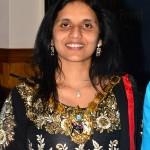 Croydon Mayor Councillor Manju Sahul-Hameed