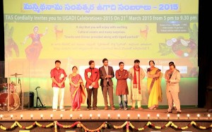Ugadi 2015 celebrations by Telugu Association of Scotland (TAS)