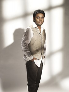 AR Rahman Press Still - The O2