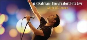AR Rahman Show 2015 - O2 London