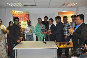 Telugu Association of London Chit-Chat with MBS Prasad