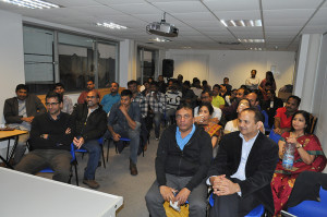 Telugu Association of London - TAL-Chit-Chat with MBS Prasad