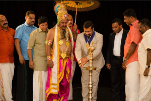 Wiltshire Malayalee Association's crystal jubilee celebrations