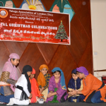 Telugu Association London - TAL- Christmas 2019 celebrations UK -