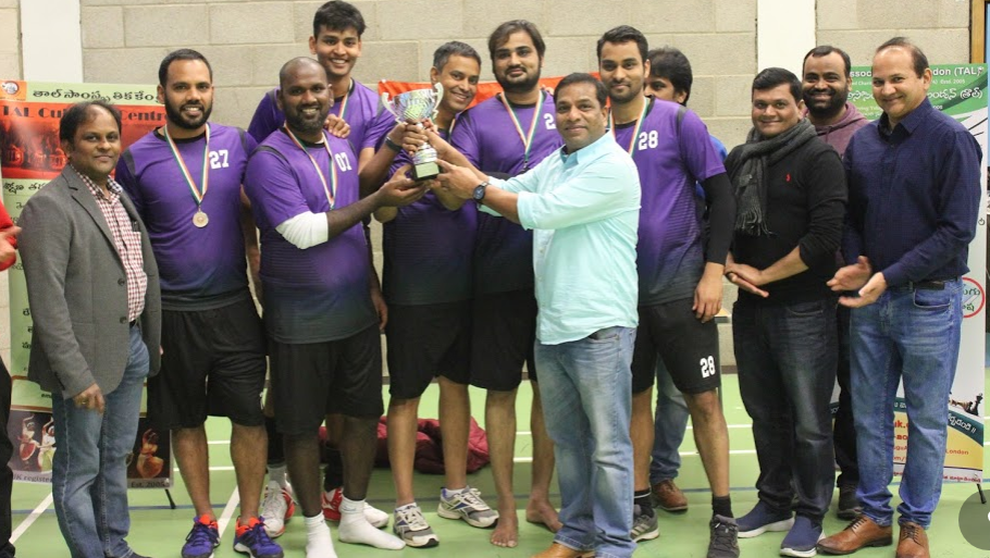 Volleyball Tournament 2020 UK Telugu Association London