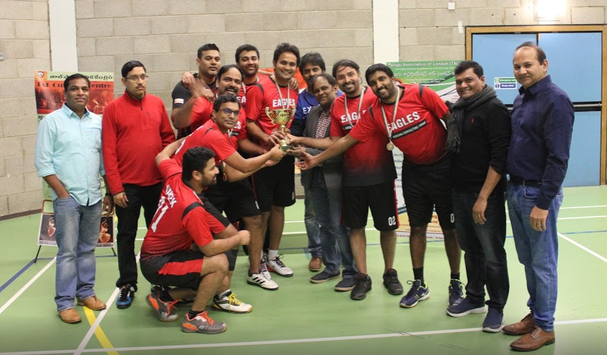 Volleyball Tournament 2020 by Telugu Association London